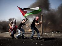Palestin de pie nunca de rodillas, Al Qaida,Gaza,Israel.jpg