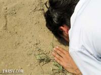 Postrarse sobre la tierra (turbah), Oraciones de Tarawih, salat shia y sunna.jpg