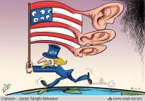 Obama: podemos continuar el espionaje (caricatura)
