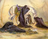 La partida del Imam Husain (P) para Iraq y la masacre de Karbalá.jpg