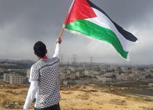 Palestina libre y soberana con su capital Jerusalén, A 50 años de su ocupación, crímenes y colonial.jpg