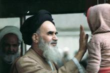 derechos humanos islámicos y los derechos humanos occidentales-Imam Jomeini.jpg