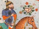 El héroe en el Shah Nameh - La ética del héroe, Ferdosi.jpg