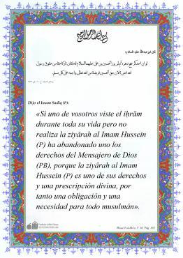 La ziyârah al Imam Hussein (P) es una prescripción divina.jpg