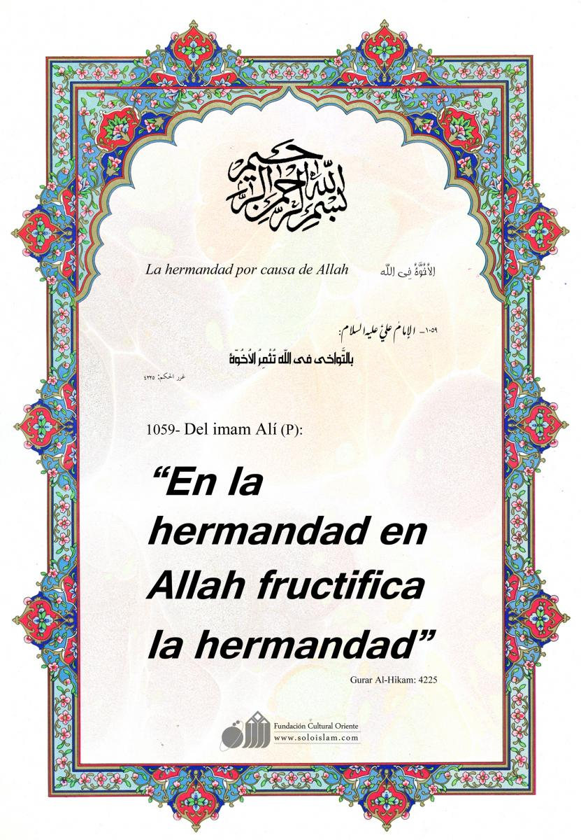 La hermandad por causa de Dios (Allah).jpg