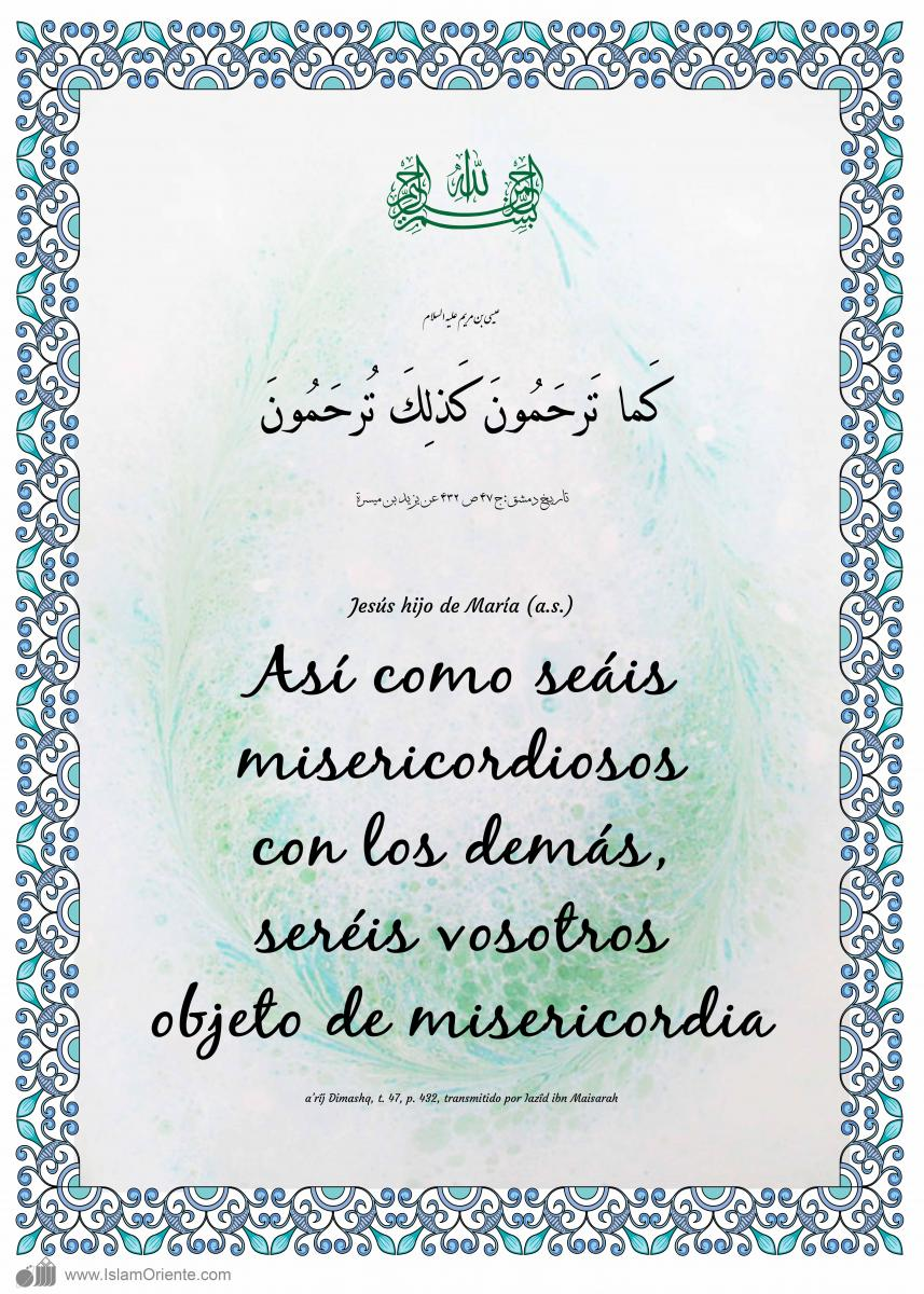 La mutua misericordia - 2