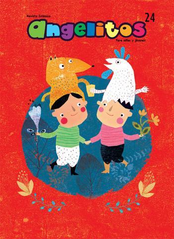 Revista Angelitos número 24 (para niños y jovenes).jpg