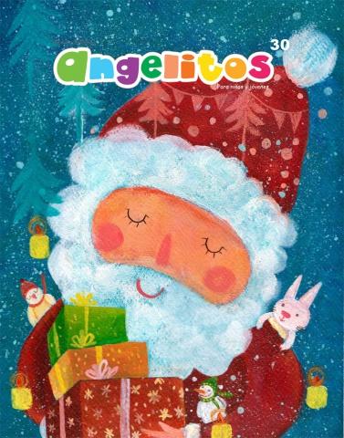 Revista Islámica Angelitos N° 30 para niños