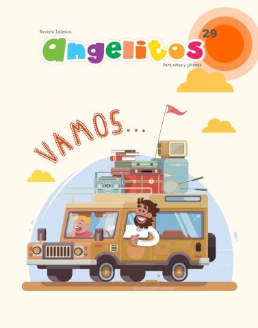 Revista Islámica Angelitos N° 29 para niños